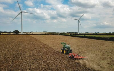 Wind Energy Offers New Job Growth and Income Option for Land Owners