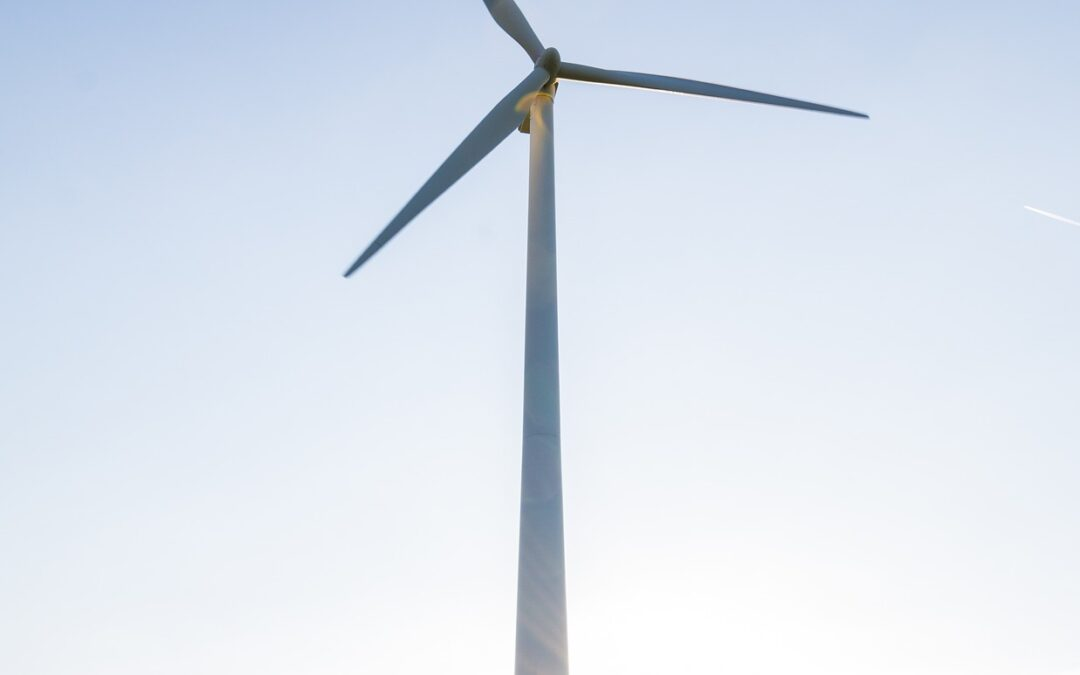 """Surprisingly, These """"Red States"""" Lead the Way in Renewable Wind Energy"""